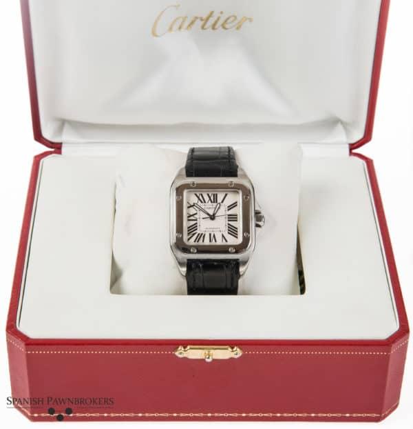 Cartier Santos 100 2878