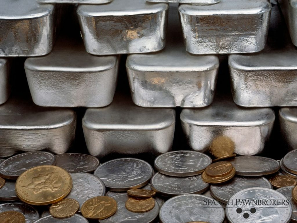 Buy and sell silver online
