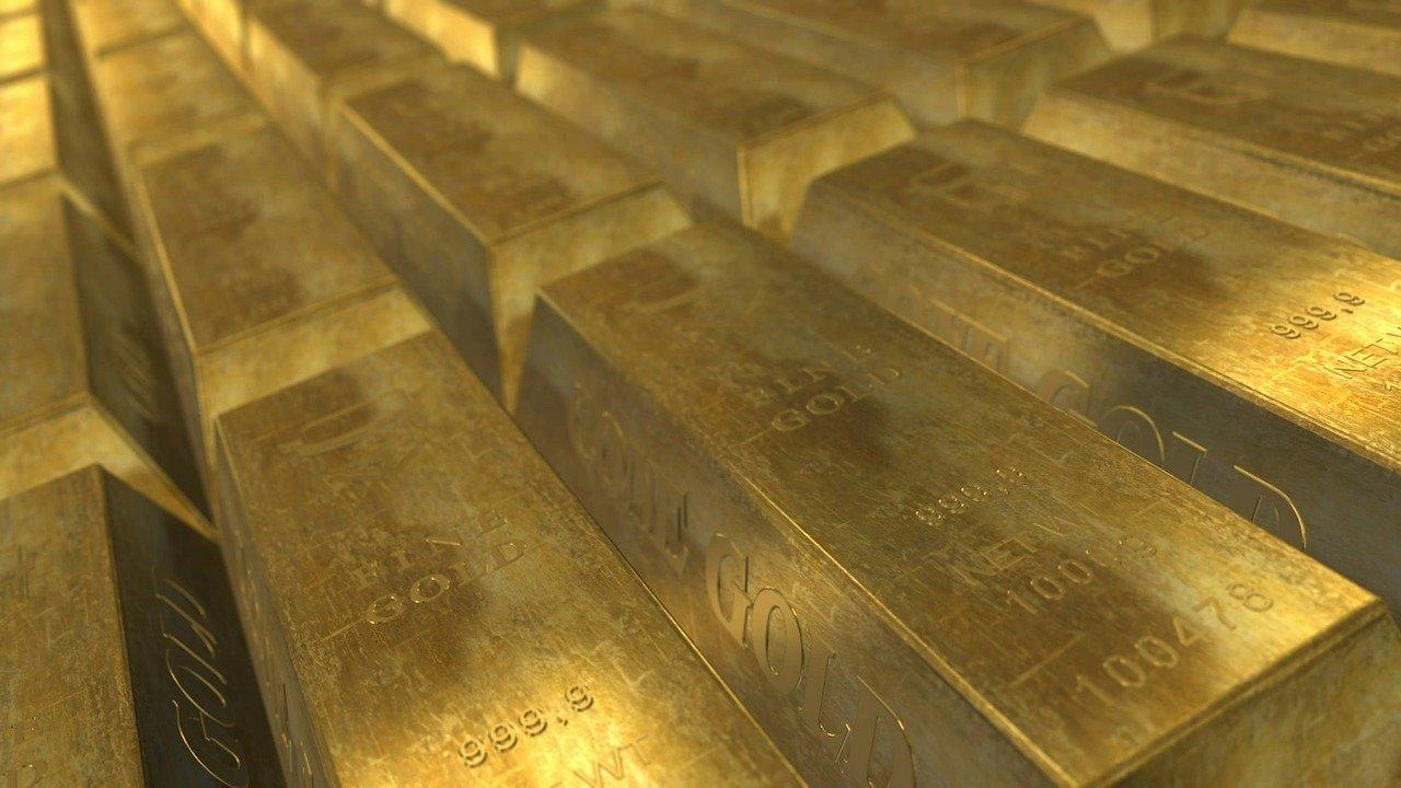 dinero dan en la compra-venta de oro