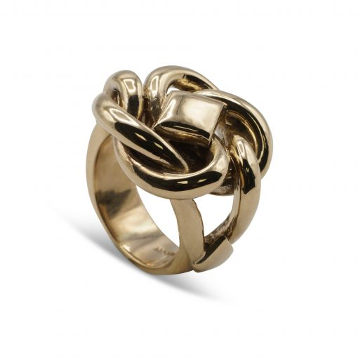 Knot Ring – Anillo de nudo