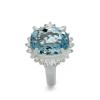 Aquamarine-and-Diamond-platinum-ring---Anillo-de-Aguamarina-y-Diamante-de-platino